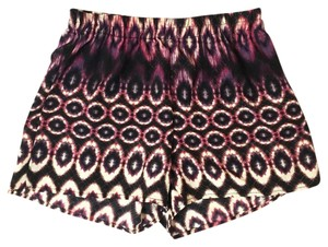 Other Geometric Boho Bohemian Retro High Waist Shorts
