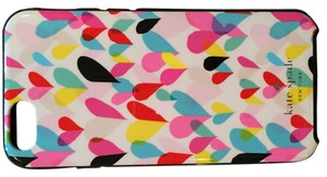 Kate Spade kate spade new york - Confetti Heart Hybrid Hard Shell Case for Apple(R) iPhone(R) 6 and 6s - Rainbow