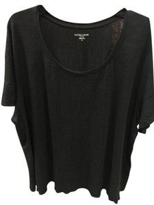 Eileen Fisher T Shirt Black