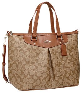 Coach Tote Hobo Satchel Shoulder Bag