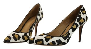 Coach leopard print Pumps