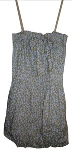 J.Crew short dress Bubble Hem on Tradesy