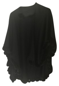 Other Cashmere Shawls Mink Mink And Cahmere Shawl Cape