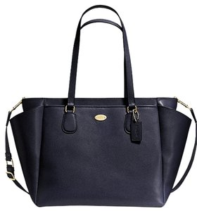 Coach Midnight Diaper Bag