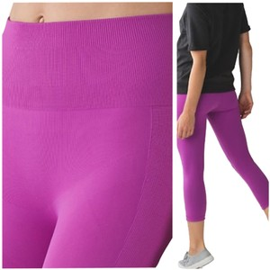 Lululemon New With Tags Lululemon Zone In Crop Ultra Violet