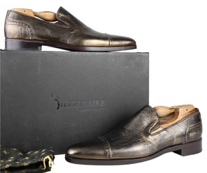 Billionaire Italian Couture Bronze Metallic Formal