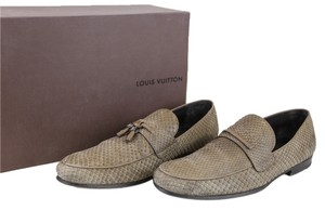 Louis Vuitton Sand Beige Flats