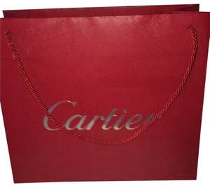 Cartier Tote in Red