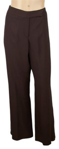 Valentino Dress Trouser Pants Brown