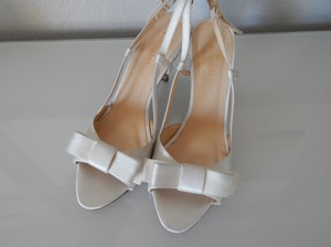 Kate Spade Glitter Heel Wedding Satin Pump Wedding Shoes