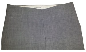 Banana Republic Wool Straight Pants Grey