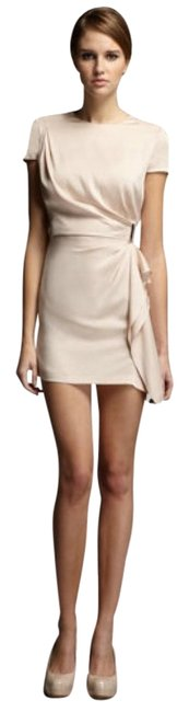 Item - Pink Sand Alba Above Knee Night Out Dress Size 10 (M)