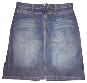 Ralph Lauren Skirt Denim blue