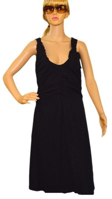 Black Maxi Dress by Prada