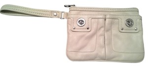Marc by Marc Jacobs Wristlet in Cream
