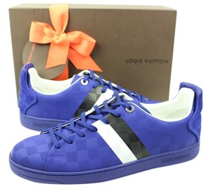 Louis Vuitton Frontrow Sneaker Front Row Royal Blue Athletic