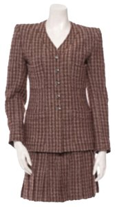 Chanel Skirt Suit Fall Collection Medium Dress