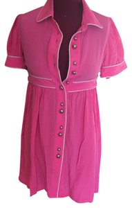 Julie Haus short dress Pink on Tradesy