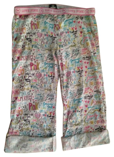Preload https://item4.tradesy.com/images/pink-pajama-printed-size-4-s-27-1012368-0-0.jpg?width=400&height=650