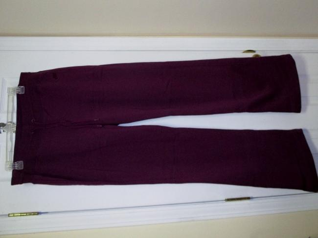 Nike Fleece Xl Athletic Pants Plum