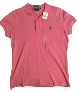 Ralph Lauren Polo T Shirt Pink