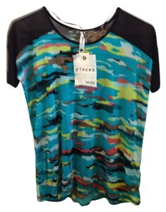 Kensie T Shirt Multi