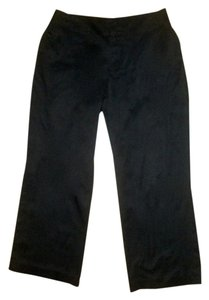 Banana Republic P654 Straight Pants BLACK