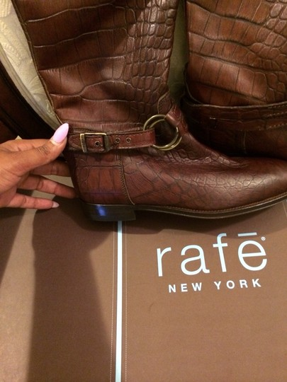 Rafe Brown Boots