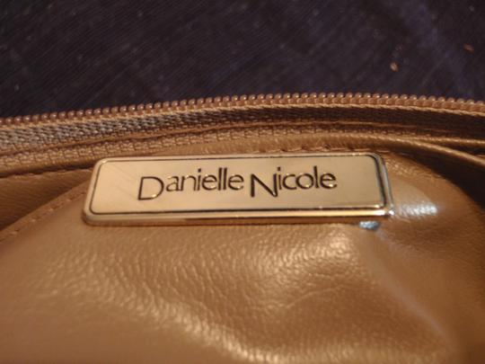 Danielle Nicole Vintage Crossbody Metal Shoulder Bag