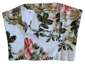 MILLY Top Floral