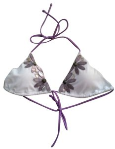 Victoria's Secret Gem Flower Bikini Top