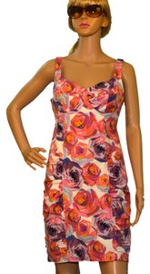 Pink / Purple / Orange Maxi Dress by Nanette Lepore