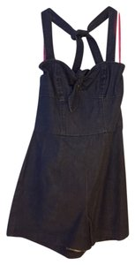 Betsey Johnson Denim Retro Dress