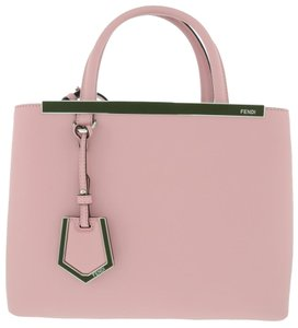 Fendi Tote in Pale Pink