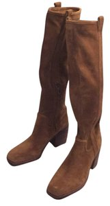 Sigerson Morrison Brown suede Boots