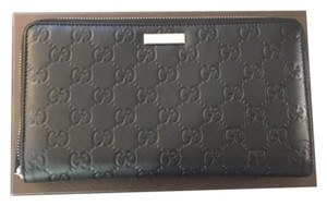 Gucci Black Gucci Wallet