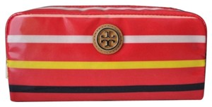 Tory Burch Red Striped Tory Burch