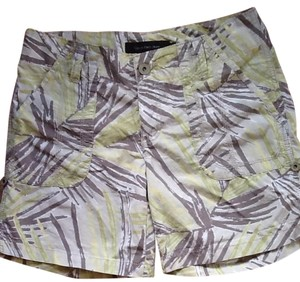 Calvin Klein Shorts Tan Green White