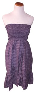 Moda International short dress Purple on Tradesy