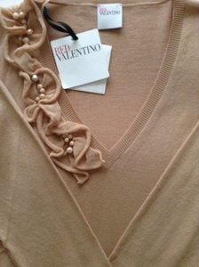 RED Valentino Length: 23 Sweater