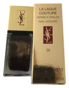 Saint Laurent YSL Bronze Aztec nailpolish