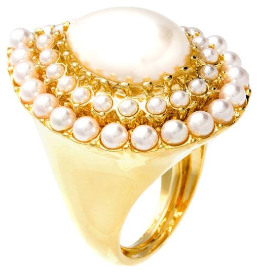 Preload https://item2.tradesy.com/images/kenneth-jay-lane-kenneth-jay-lane-gold-overlay-faux-pearl-teardrop-ring-1013791-0-0.jpg?width=440&height=440