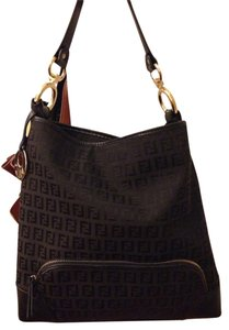 Fendi Monogram Monogram Shoulder Bag