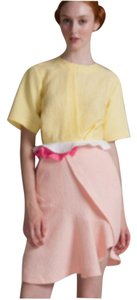Preen by Thornton Bregazzi Mini Skirt Pink