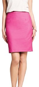 Banana Republic Pencil Brand New Skirt Pink
