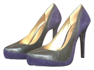 BCBGMAXAZRIA Dark blue/black Pumps