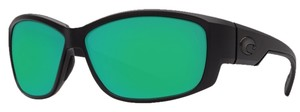 Costa Del Mar Costa Del Mar Manta Black/Green Lens Sunglasses MT11 OGP