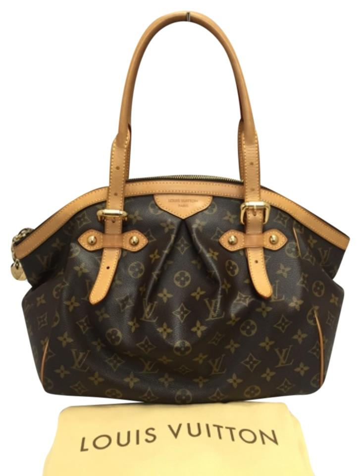 louis vuitton tivoli gm monogram comes with dustbag made in france tote bag totes on sale. Black Bedroom Furniture Sets. Home Design Ideas