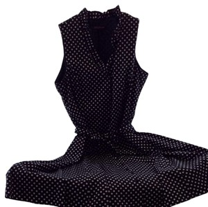Jones New York Polka Polka Dot Dress