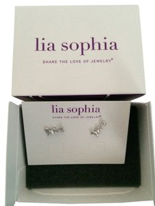 Lia Sophia Lia Sophia Love Earrings